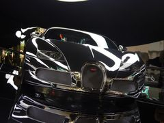 Bugatti Chrom