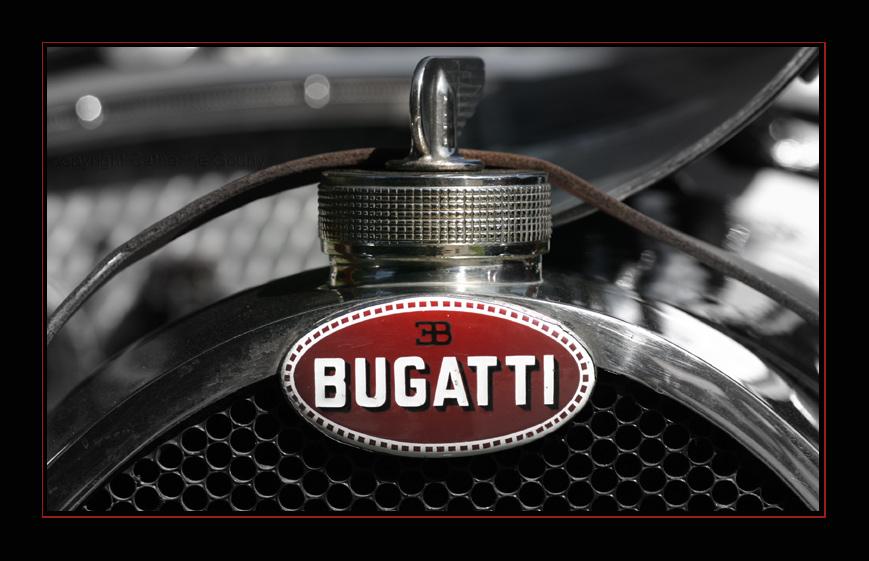 Bugatti (Detail)
