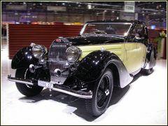 Bugatti - Ein schönes Auto.