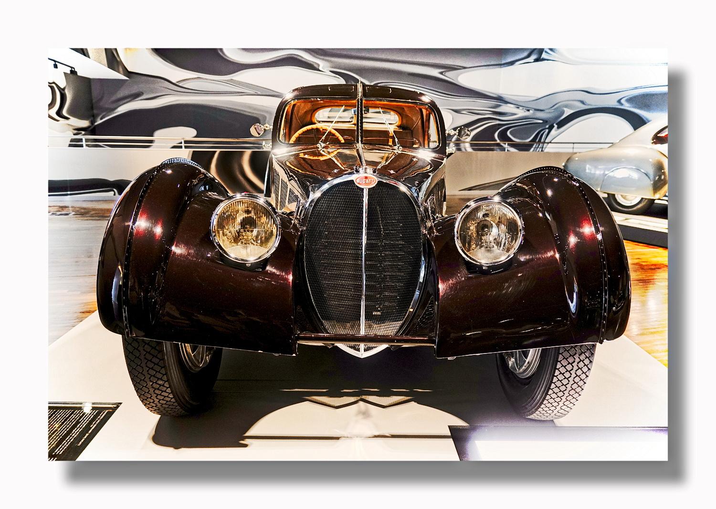 Bugatti Frontal