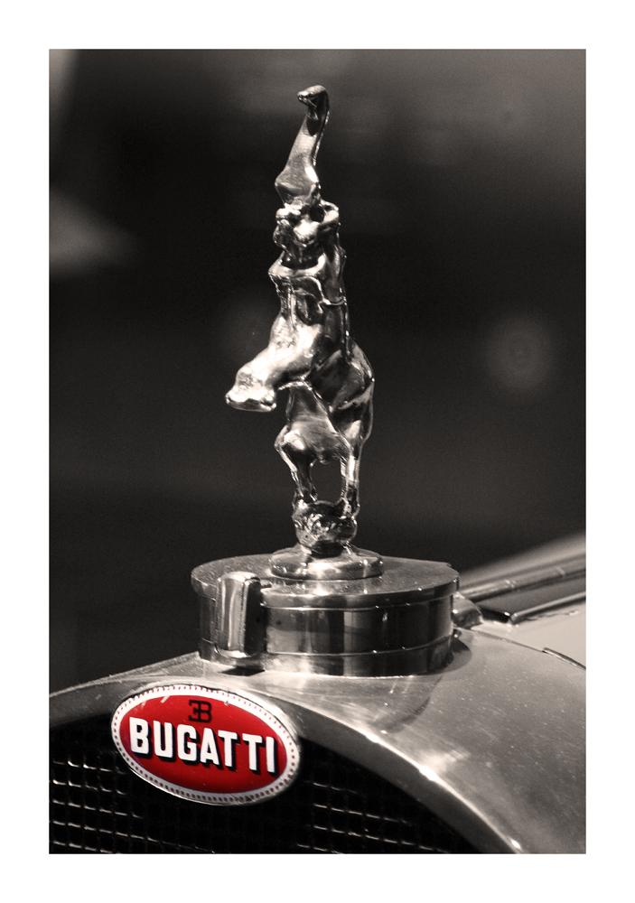 Bugatti I