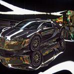 Bugatti im Spiegel