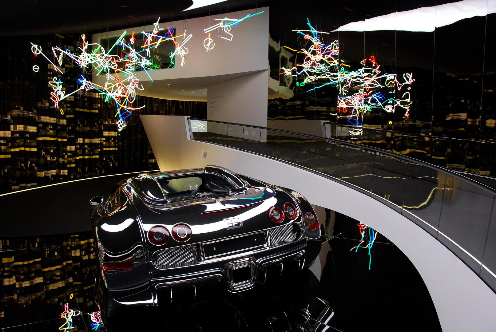 Bugatti Pavillon