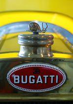 Bugatti - schon damals keine Schnecke ;)