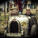 Bugatti - und man lächelt nur noch!