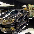 Bugatti Veyron von Vorn