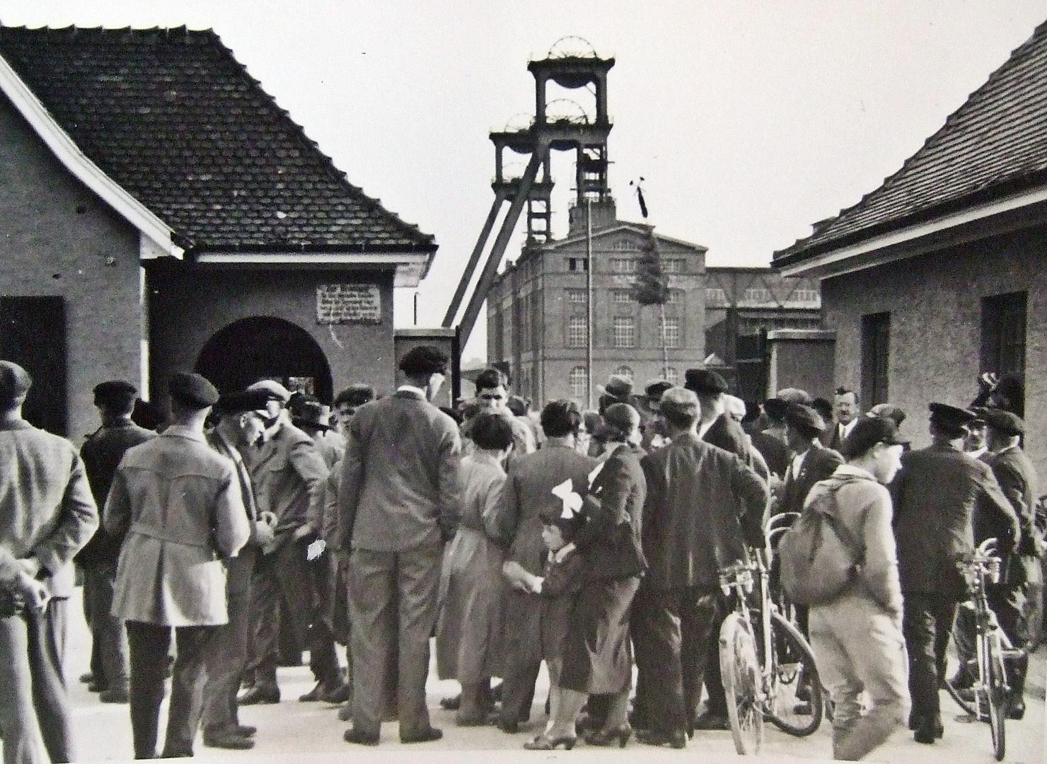 Bugginen, den 07. Mai 1934 kurz nach 10:00 Uhr