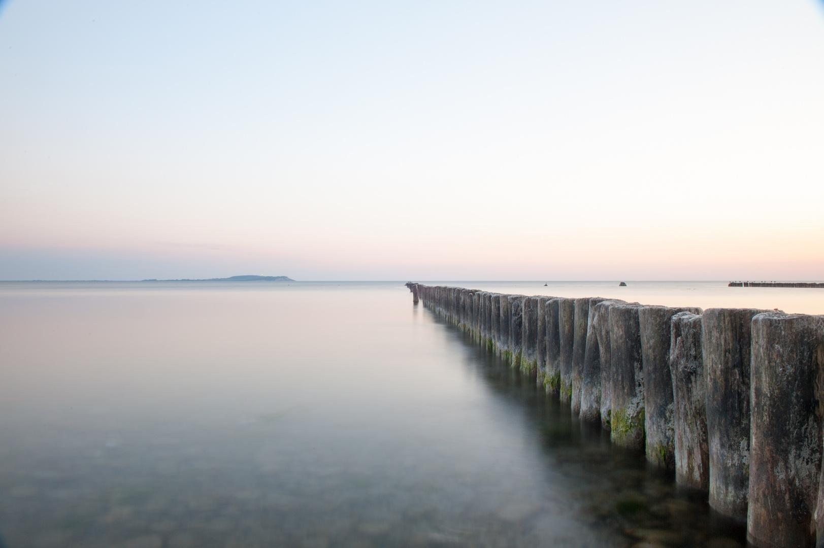 Buhnen Insel Rügen