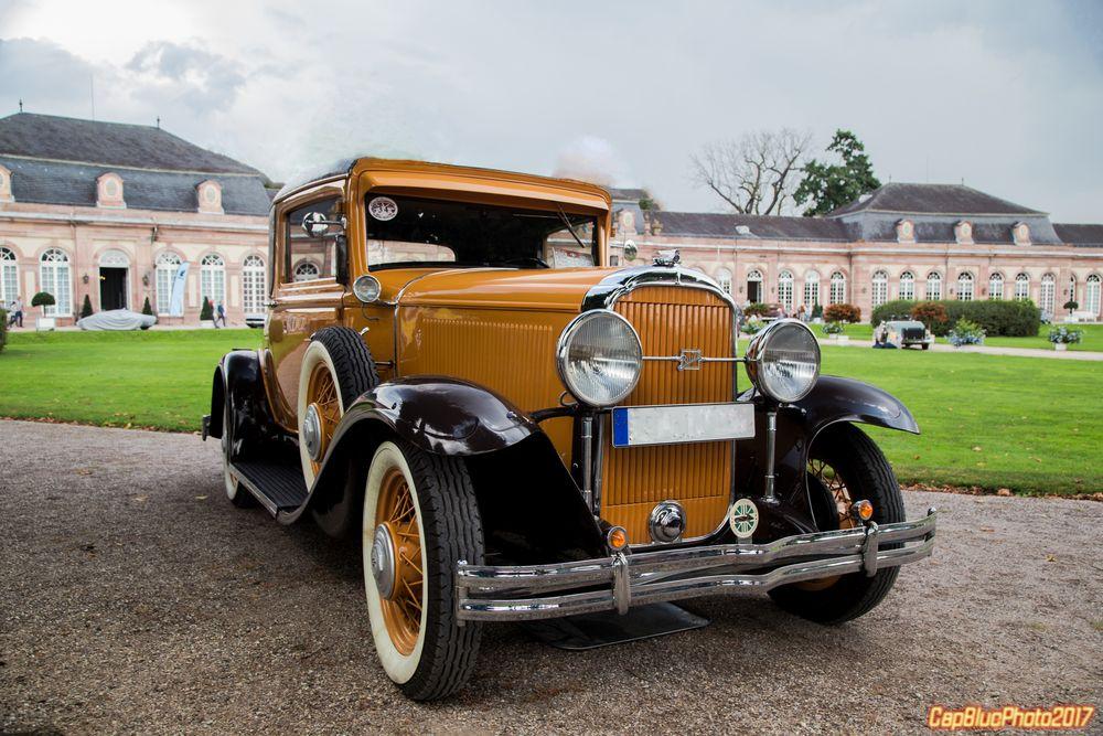 Buick Modell 56 S Coupé   USA 1931 bei Classic Cars Schwetzingen