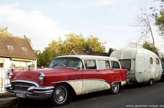 Buick - Oldtimer im Doppelpack