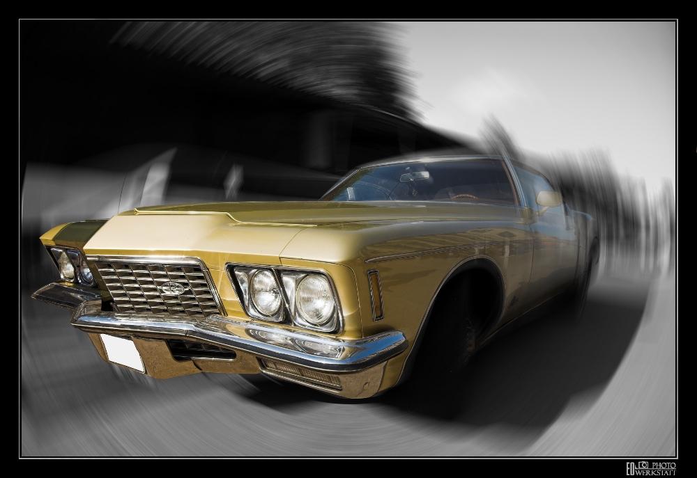 Buick Riviera Boattail II