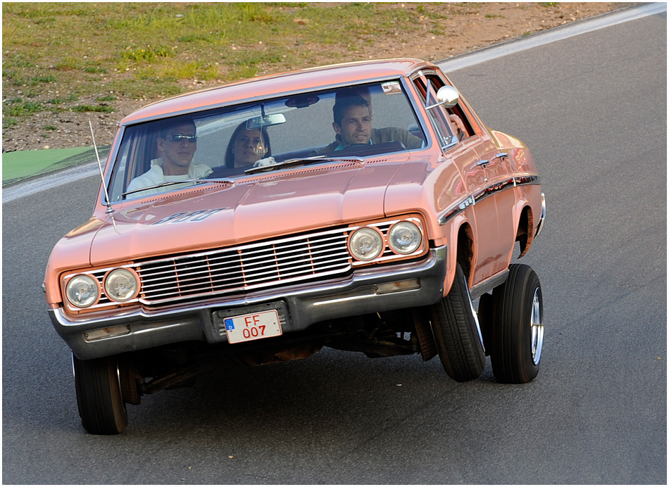 Buick - Skylark Low Rider