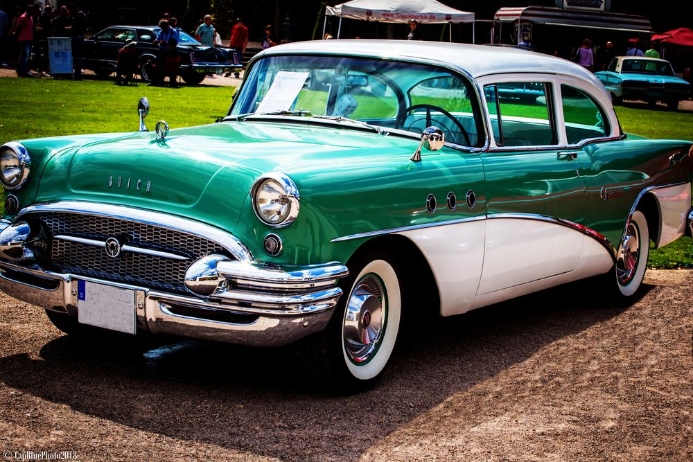 Buick Special 40 2-door  USA 1957