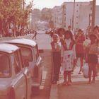 Bukarest - 80iger Jahre und analog.