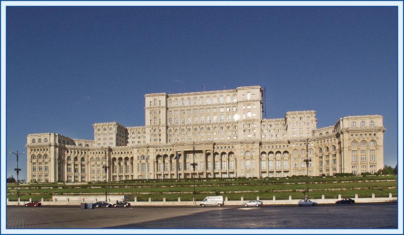 Bukarest - Haus des Volkes