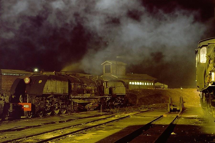 Bulawayo Loco Depot ...