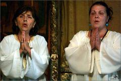 Bulgarie - Arbanassi - Eglise des Archanges Michel et Gabriel
