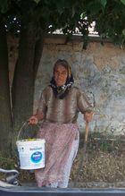 bulgarische Großmutter