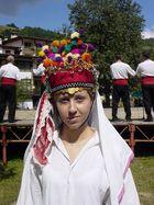 Bulgarische Tracht 1