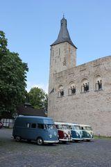 Bulliparade in Bensberg