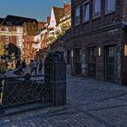 Bummel in der Altstadt von Düsseldorf