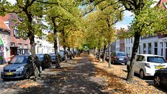 Bummeln durch Willemstad, Niederlande