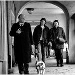 Bummeln mit Bulldog in Bern