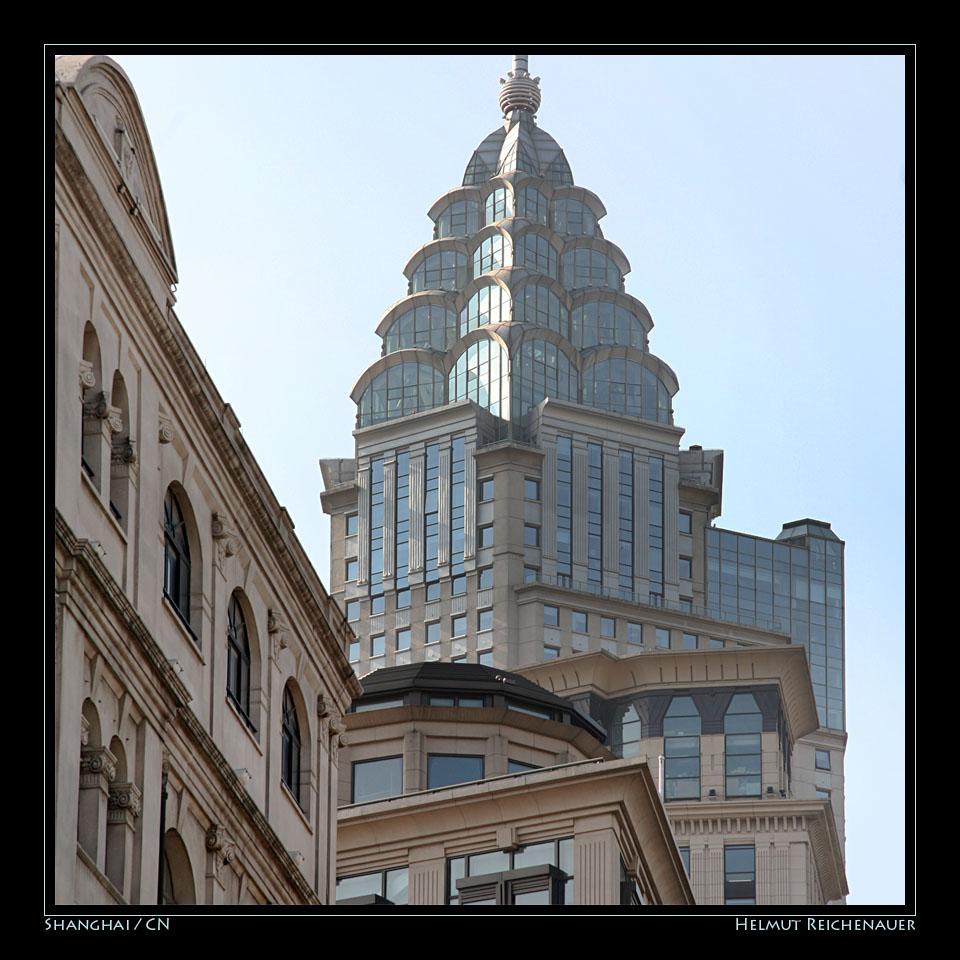 Bund Architecture V, Shanghai / CN