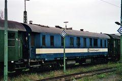 """Bundesbahn Sozialamt """"Unterrichtswagen 5"""""""