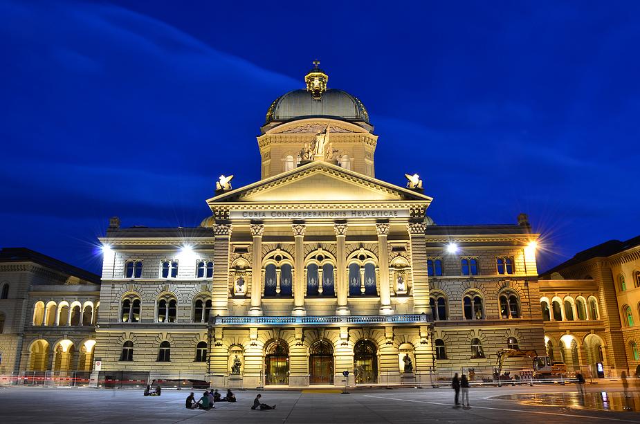 Bundeshaus 2