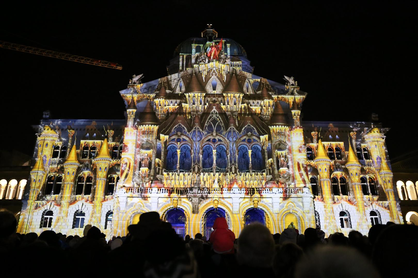 Bundeshaus im Märchenland