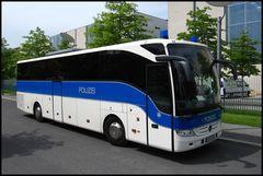 Bundespolizei Tourismo