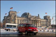 Bundespolizei und Bundestagspolizei