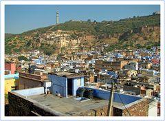 Bundi mit Taragarh Fort
