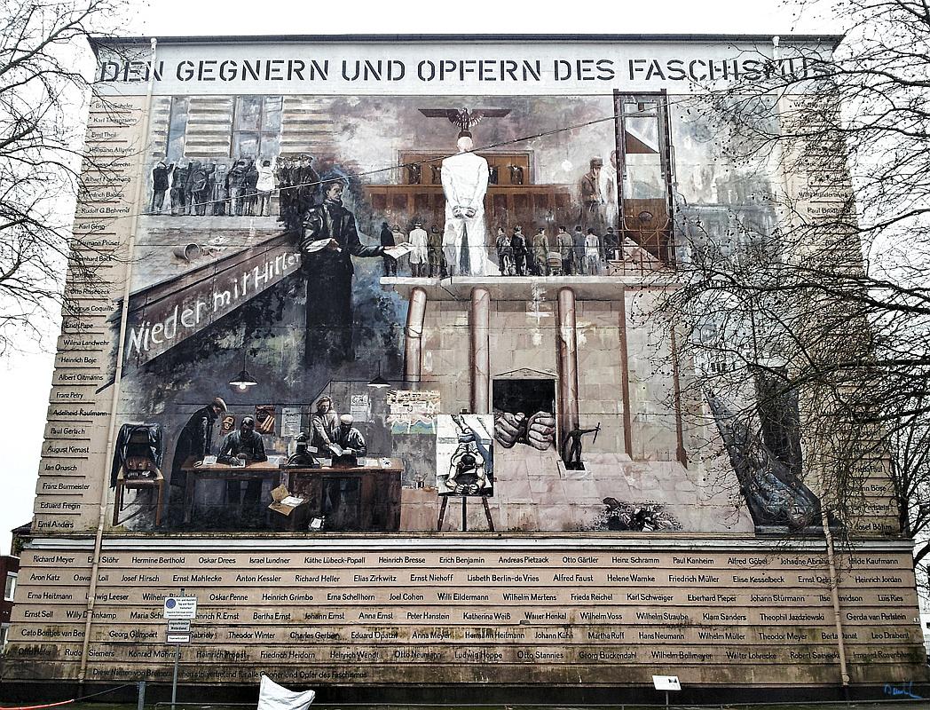 bunker admiralstra e bremen foto bild deutschland. Black Bedroom Furniture Sets. Home Design Ideas