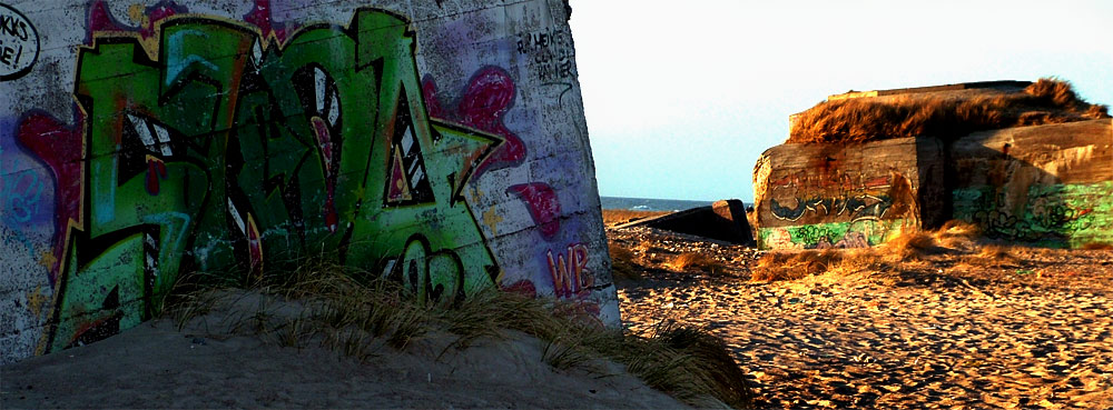 Bunkers Beach, Klitmöller