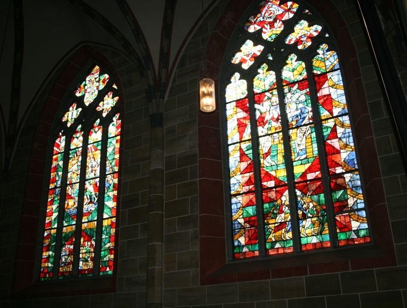 Bunt - Bunter - Fenster