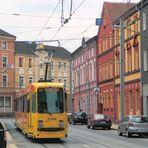 Bunte Ecke am Stadtrand von Essen