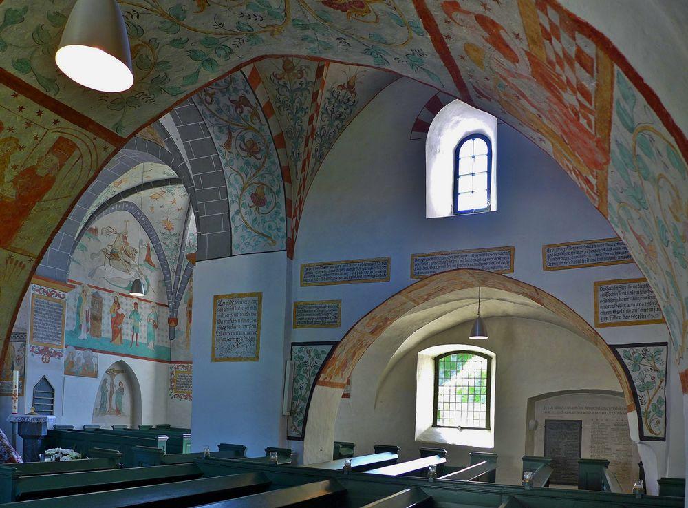 """ Bunte Kerk "" in Lieberhausen"