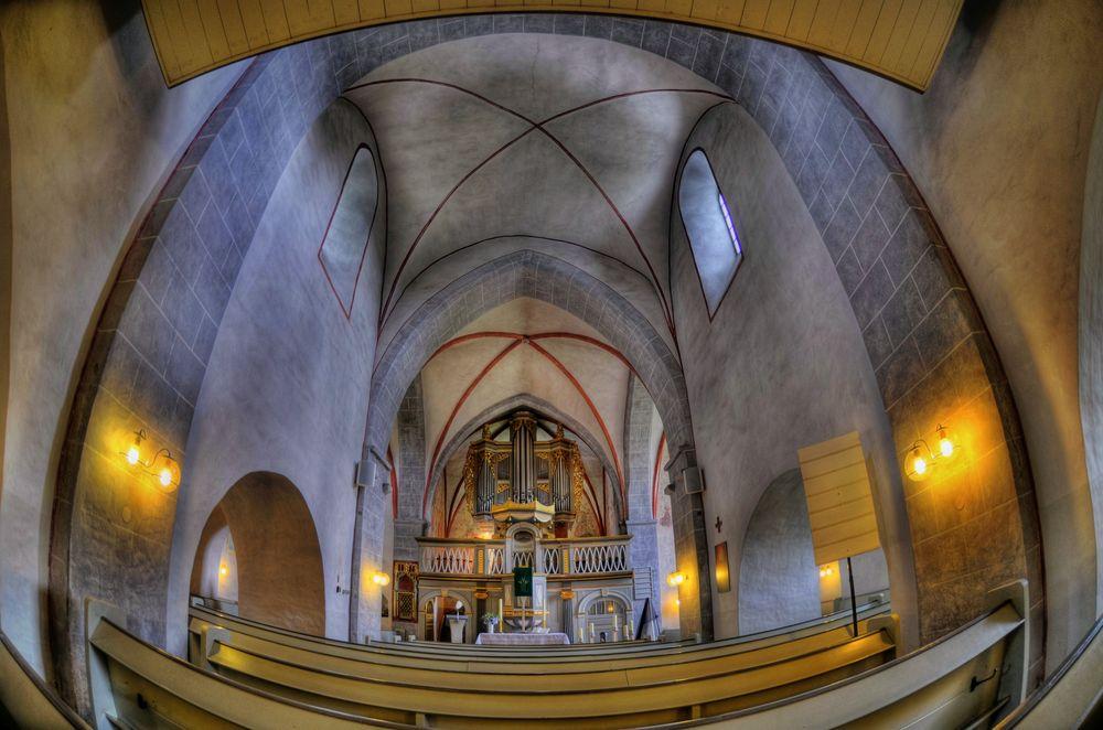 Bunte Kirchen 1 / Müllenbach