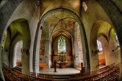 Bunte Kirchen 4 / Wiedenest .