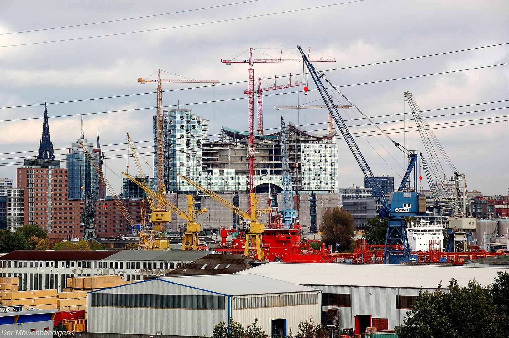 Bunte Stadt Hamburg