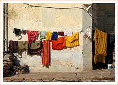 Bunte Wäsche