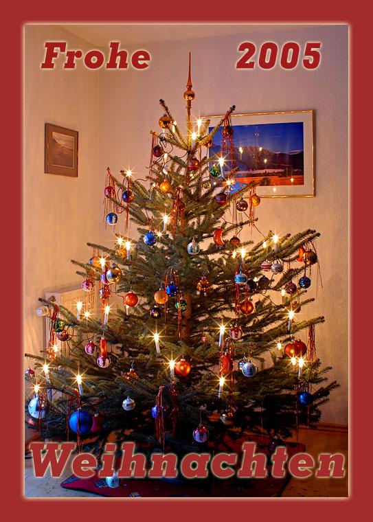 Bunte Weihnachten !