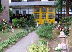 Bunter Garten in Hartenstein