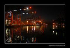 Bunter Hafen
