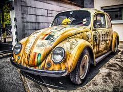 Bunter Herbie