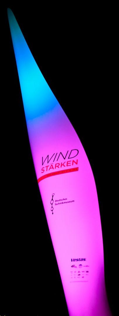 Bunter Wind