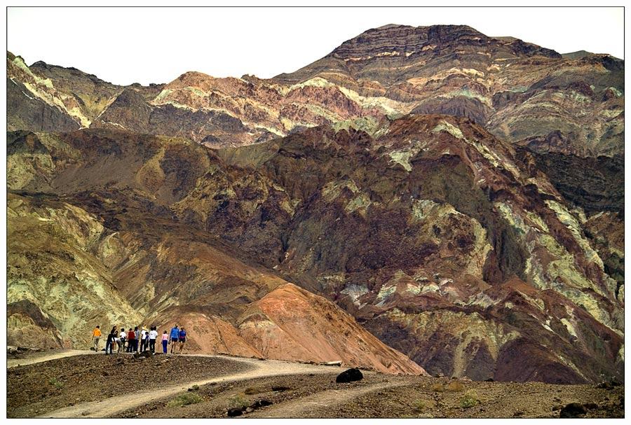 Buntes aus dem Death Valley...