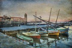 buntes Collioure....